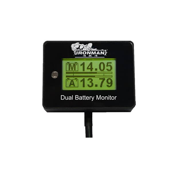 275 Amp Battery Manager Only Mnf 4x4