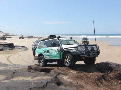 MNF 4WD Workshops