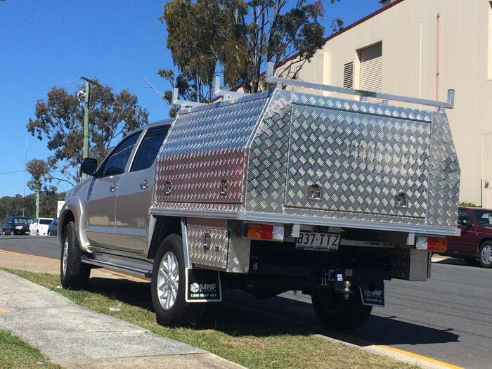 aluminium Ute canopy manufacturers