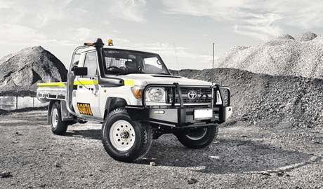 4×4 Fleet Services Brisbane