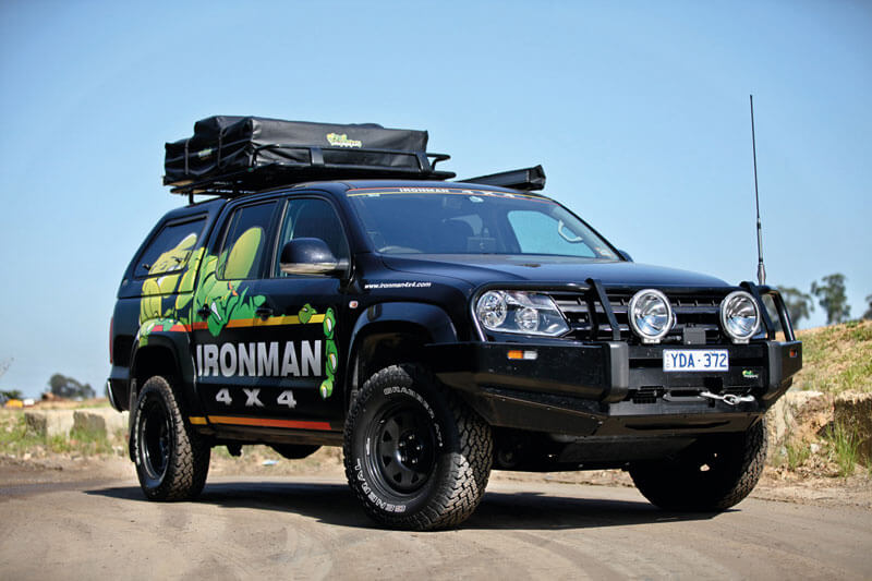 IRONMAN 4X4